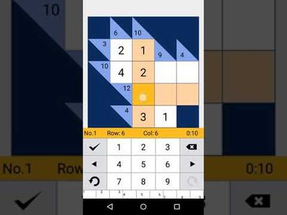Video Image - Kakuro Logic Puzzles!!