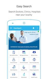 Screenshots - KareXpert–Consult Doctor Online & Book Appointment