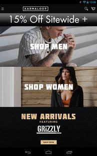 Screenshots - Karmaloop