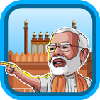 Kashmir  370 Modi Run - Political Fun Game of 2020