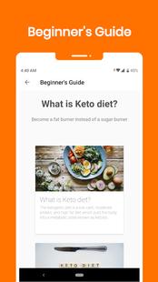 Screenshots - Keto Diet: Low Carb Keto Recipes