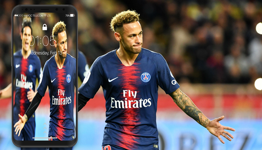 Screenshots - Keypad LockScreen For Neymar JR