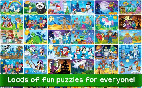 Screenshots - Kids Animals Jigsaw Puzzles ❤️🦄