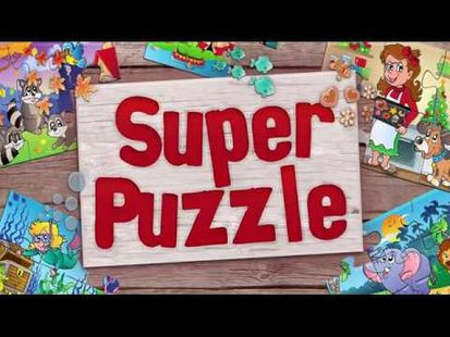 Video Image - Kids Animals Jigsaw Puzzles ❤️🦄