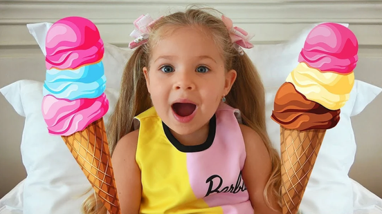 Screenshots - Kids Diana Show Funny Offline