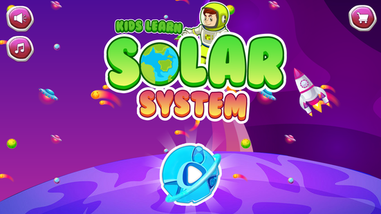 Screenshots - Kids Learn Solar System - Play Educational Games