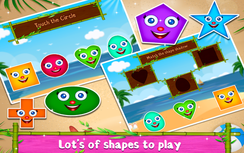 Screenshots - Kids Shapes Learning -  Educational Game For Kids