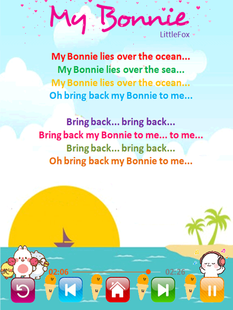 Screenshots - Kids Songs - Best Nursery Rhymes Free App