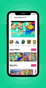 Screenshots - Kids tv videos
