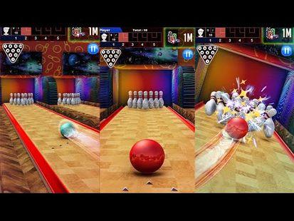 Video Image - King Bowling Crew - Bowling King 3D