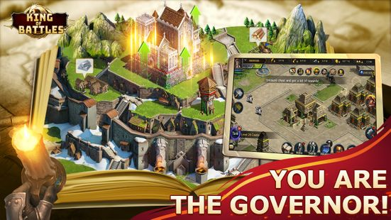 Screenshots - King of Battles - War and Strategy Game