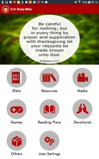 Screenshots - KJV Study Bible -Offline Bible Study Free