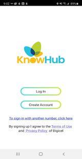 Screenshots - KnowHub