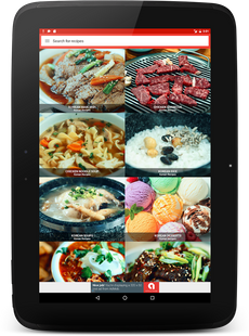 Screenshots - Korea Resep GRATIS