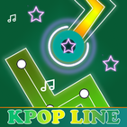 KPOP Dance Line-Magic Lines Music Game