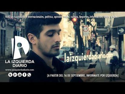 Video Image - La Izquierda Diario