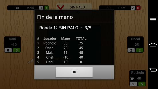 Screenshots - La Pocha