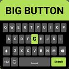 Large Keyboard - Big Button Keypad & Voice Typing