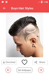 Screenshots - Latest Boys Hairstyle 2020