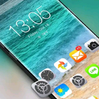 Launcher For iphone 8 - iOS Launcher 13