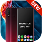 Launcher Theme For  Vivo Y15 Launcher 2020