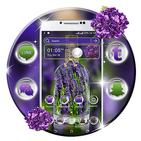 Lavender Launcher Theme