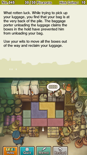 Screenshots - Layton: Diabolical Box in HD