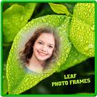 Leaf Photo Frames