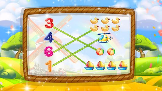 Screenshots - Learn ABC Alphabets & 123 Numbers Kids Game