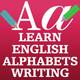 Learn English Alphabets Writing