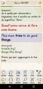 Screenshots - Learn English from scratch