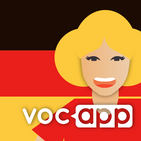 Learn German Vocabulary: Voc App German Flashcards