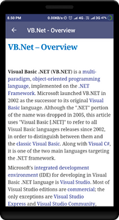 Screenshots - Learn VB.Net