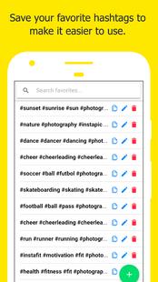 Screenshots - Leetags - Hashtags For Instagram Captions