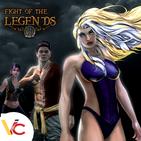 legends fight