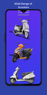 Screenshots - LEPZO-Self Drive Bike & Scooter Rental