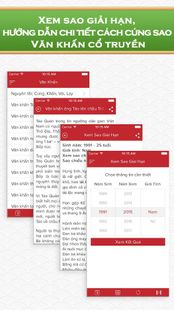 Screenshots - Lich Van Su 2020 - Lich Am nam Canh Ty