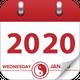 Lich Van Su 2020 - Lich Am nam Canh Ty