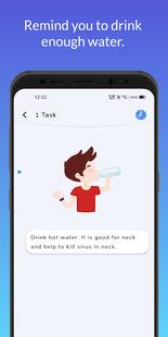 Screenshots - LifeCare - Healthy Life Reminder