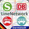 LineNetwork Darmstadt