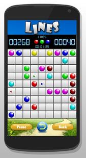 Screenshots - Lines 98 Classical Color Balls
