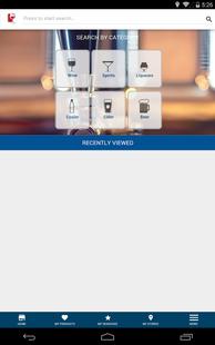 Screenshots - Liquor Connect