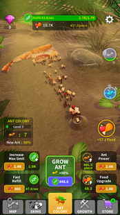 Screenshots - Little Ant Colony - Idle Game
