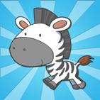 Little Zebra Shopper Free Cash Register for Kids