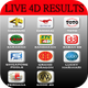 Live 4D Results 2020