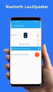 Screenshots - Live Microphone to Speaker: Bluetooth loudspeaker