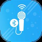 Live Microphone to Speaker: Bluetooth loudspeaker