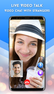 Screenshots - Live Video Talk - Video Chat With Strangers