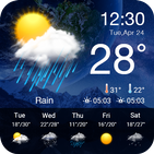 Live Weather Forecast App