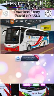 Screenshots - Livery Bus HD Full Strobo